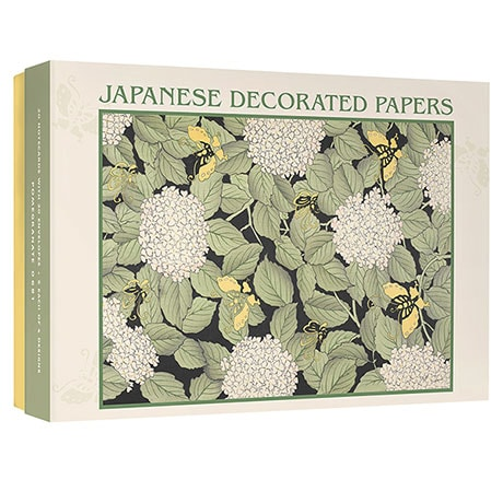 Japanese Decorated Papers Cards