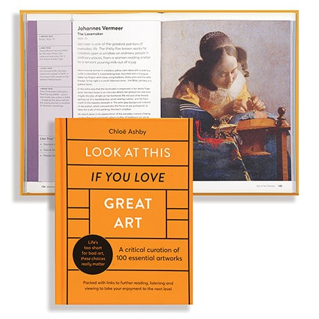 Look at This If You Love Great Art: A Critical Curation of 100 Essential Artworks