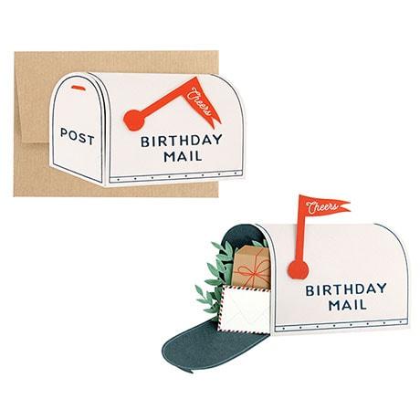 Mailbox Pop-Up Card