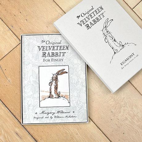 The Original Velveteen Rabbit (Personalized)