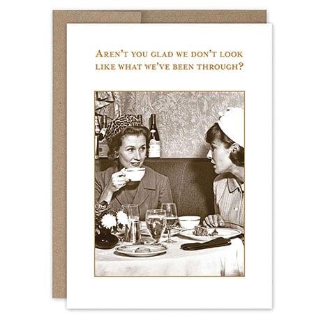 Sassy Ladies Notecards
