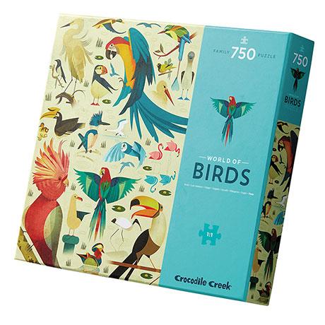 World of Birds Puzzle