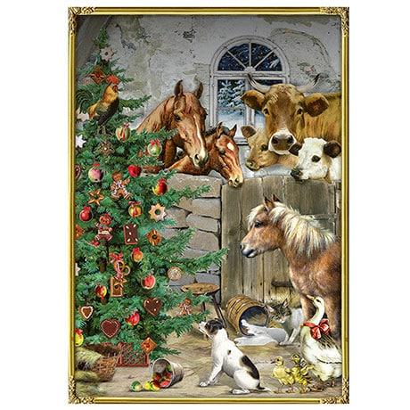 Festive Farm Advent Calendar