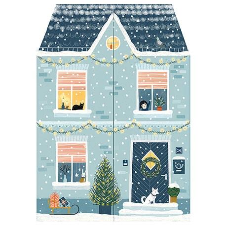 At Home for Christmas Advent Calendar