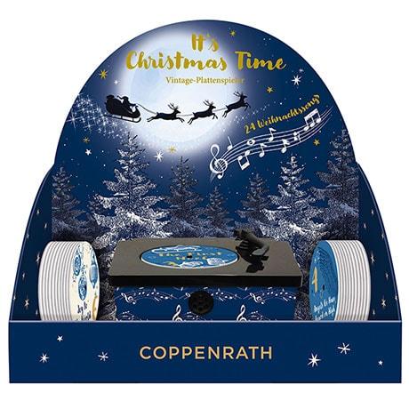 Christmas Carol at Night Gramophone