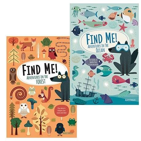 Find Me!: Adventures…