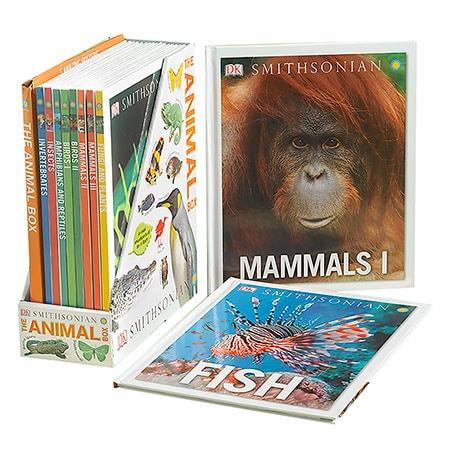 The Smithsonian Animal Box
