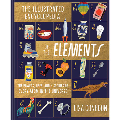 The Illustrated Encyclopedia of the Elements