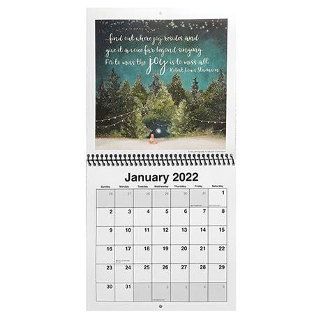 2022 Natural Wisdom Calendar
