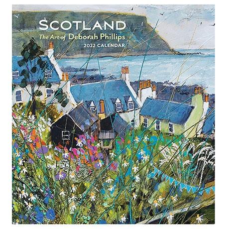 2022 Scotland Calendar