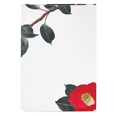 Christmas Camellia Pop-Up Cards