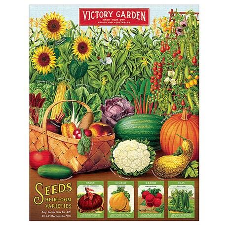 Victory Garden Vintage Puzzle