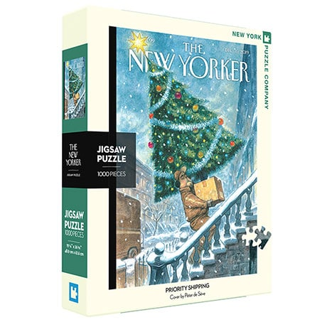 New Yorker Priority Shipping Puzzle