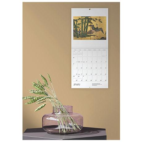2022 Hanging Japanese Scrolls Calendar