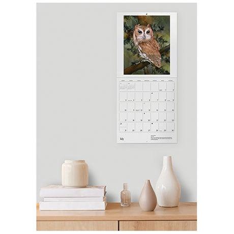 2022 Owls Calendar