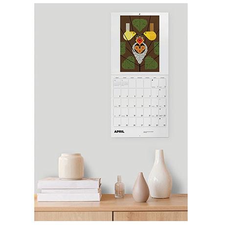 2022 Charley Harper Wall Calendar