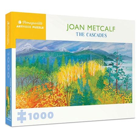Joan Metcalf Cascades Puzzle
