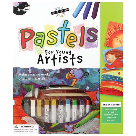 Pastels for Young Artists