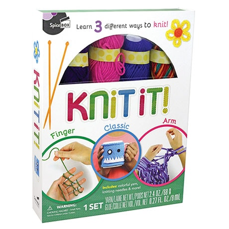 Knit it! Kit