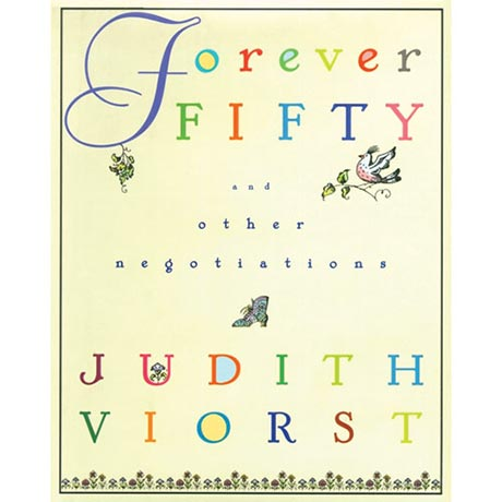 Viorst: Forever Fifty