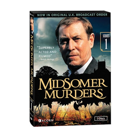 Midsomer Murders: Series One DVDs