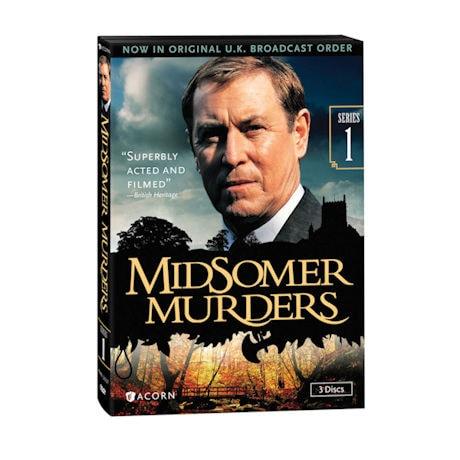 Midsomer Murders: Series One DVDs