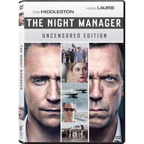 The Night Manager: Uncensored Edition