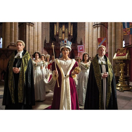 Pre-Order Masterpiece Victoria Series 1 DVD or Blu-ray
