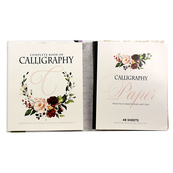 Complete Book of Calligraphy