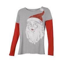 Vintage Santa T-Shirt
