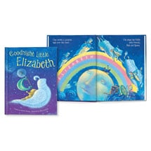 Personalized Goodnight Little Me Children's Book