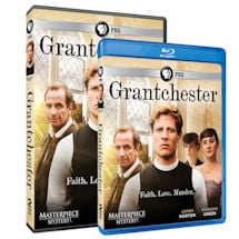 Grantchester Masterpiece Mystery DVD Set: Season One