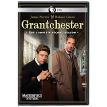 Grantchester Masterpiece Mystery DVD Set: Season Two