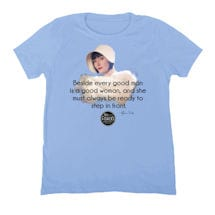 Miss Fisher Tee: Good Man