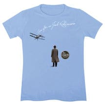 Miss Fisher Tee: Come