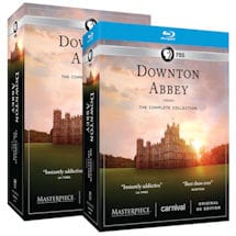 Downton Abbey: Complete Series DVDs