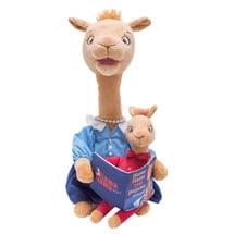Animated Llama Mama