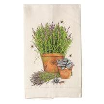 Fresh Botanical Guest Towels