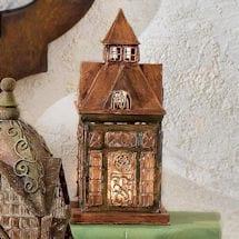 Architectural Candle Lantern - Ellington