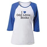 I ♥ Odd Little Books T-Shirt