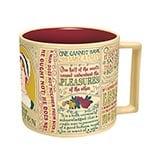 Literary Mugs - Jane Austen