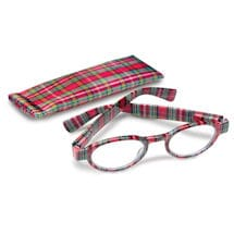 Holiday Plaid Readers
