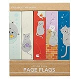 Feline Fun Page Flags