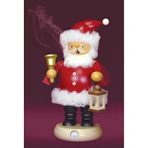 Santa Smoker with Incense Cones
