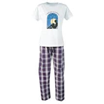 """I Read Past My Bedtime"" Pajamas - Short Sleeve"