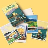 Brian Sweet Scotland Note Cards