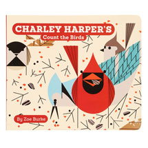 Charley Harper Count the Birds Book