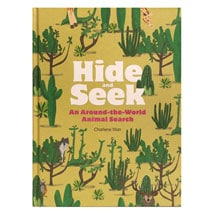 Hide and Seek: An Around The World Animal Search