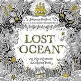 Lost Ocean Coloring Book