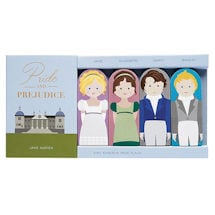 Classic Character Sticky Notes - <i>Pride and Prejudice</i>